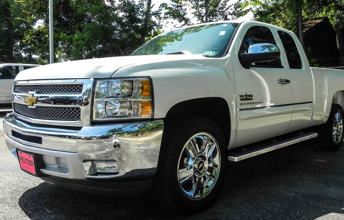 Iboard Iboard Running Boards Chevy Silverado 1500 Extended Cab 1999 2013